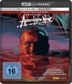 Apocalypse Now 4K, 2 UHD-Blu-ray + 2 Blu-ray (Collector's Edition)