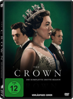 The Crown. Staffel.3, 4 DVD