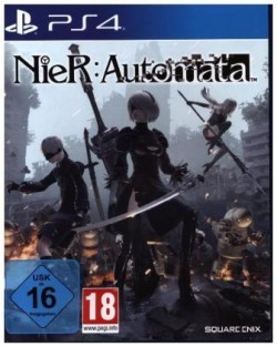 Nier: Automata, 1 PS4-Blu-Ray Disc