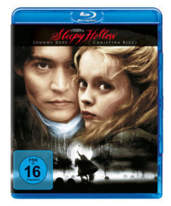 Sleepy Hollow, 1 Blu-ray