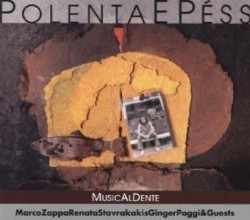 Polenta e Péss, Audio-CD