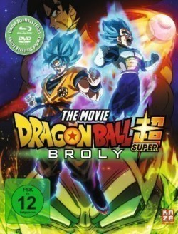 Dragonball Super: Broly, 1 Blu-ray + 1 DVD (Steelbook Limited Edition)