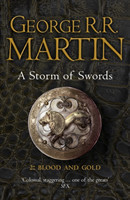 A Martin, George R. R. - A Storm of Swords: Part 2 Blood and Gold (Reissue)