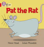 PAT THE RAT Band 02a/Red a