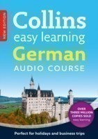 Collins Easy Learning Audio Course - German: Language Learning the Easy Way with Collins