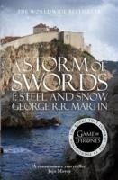 A Martin, George R. R. - A Storm of Swords: Part 1 Steel and Snow