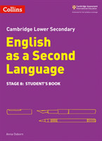 Lower Secondary English as a Second Language Student's Book: Stage 8