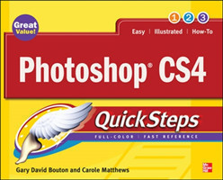 Photoshop CS4 QuickSteps