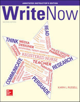 Annotated Instructor's Edition Write Now