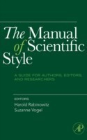 Manual of Scientific Style