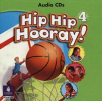 Hip Hip Hooray Student Book (with practice pages), Level 4 Audio CD