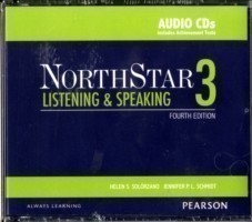 NorthStar Listening and Speaking 3 Classroom Audio CDs