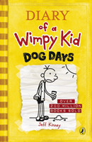 Diary of a Wimpy Kid 4: Dog Days Pb