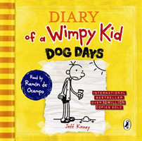 Diary of a Wimpy Kid 4: Dog Days Audiobook
