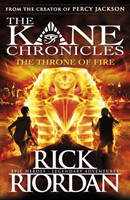 Kane Chronicles: the Throne of Fire