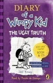 Diary of a Wimpy Kid 5: the Ugly Truth Book With Audio Cd