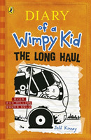 Diary of a Wimpy Kid 9: The Long Haul PB