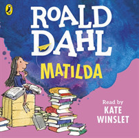 Matilda, 4 Audio-CDs