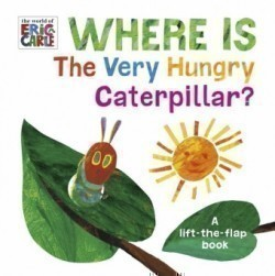 Carle, Eric - Where is the Very Hungry Caterpillar?