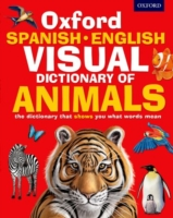 Oxford Spanish-English Visual Dictionary of Animals