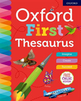 Dictionaries, Oxford - Oxford First Thesaurus