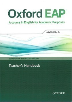 Oxford English for Academic Purposes C1 Teacher´s Handbook