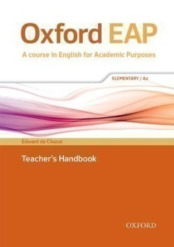 Oxford English for Academic Purposes A2 Teacher´s Handbook