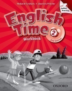 English Time 2nd Edition 2 Workbook with Online Practice