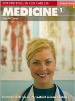 Oxford English for Careers: Medicine 1 Student´s Book