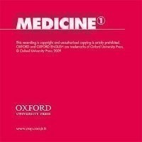 Oxford English for Careers: Medicine 1 Class Audio CD