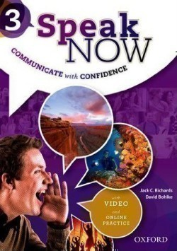 Speak Now 3 Student´s Book with Online Practice