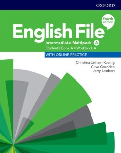 English File Fourth Edition Intermediate Multipack A with Student Resource Centre Pack