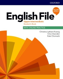 English File Fourth Edition Upper Intermediate Student's Book with Student Resource Centre Pack