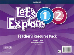 Let's Explore 1-2 Teacher's Resource Pack CZ