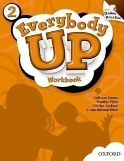 Everybody Up 2 Workbook with Online Practice Pack