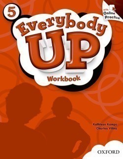 Everybody Up 5 Workbook with Online Practice Pack