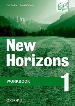 New Horizons 1 Workbook (International Edition)