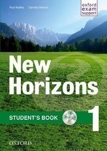 New Horizons 1 Student´s Book with CD-ROM  Pack
