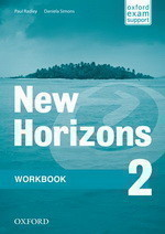 New Horizons 2 Workbook (International Edition)