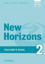 New Horizons 2 Teacher´s Book
