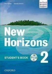 New Horizons 2 Student´s Book with CD-ROM  Pack