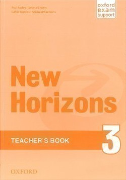 New Horizons 3 Teacher´s Book