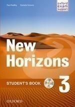 New Horizons 3 Student´s Book with CD-ROM  Pack