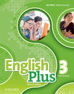 English Plus Second Edition 3 Student's Book The right mix for every lesson