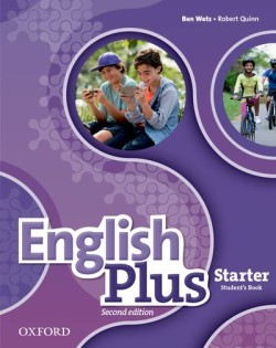 English Plus Second Edition Starter Student's Book The right mix for every lesson