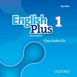 English Plus Second Edition 1 Class Audio CDs /3/
