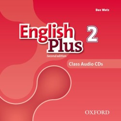 English Plus Second Edition 2 Class Audio CDs /3/