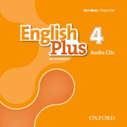English Plus Second Edition 4 Class Audio CDs /3/