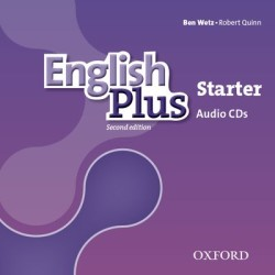 English Plus Second Edition Starter Class Audio CDs /3/ The right mix for every lesson
