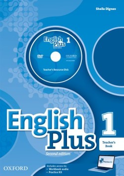 English Plus Second Edition 1 Teacher's Book with Teacher's Resource Disc and access to Practice Kit